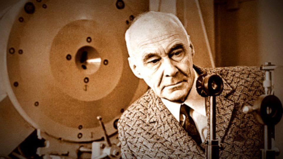 Le physicien russe Nikolai Kozyrev