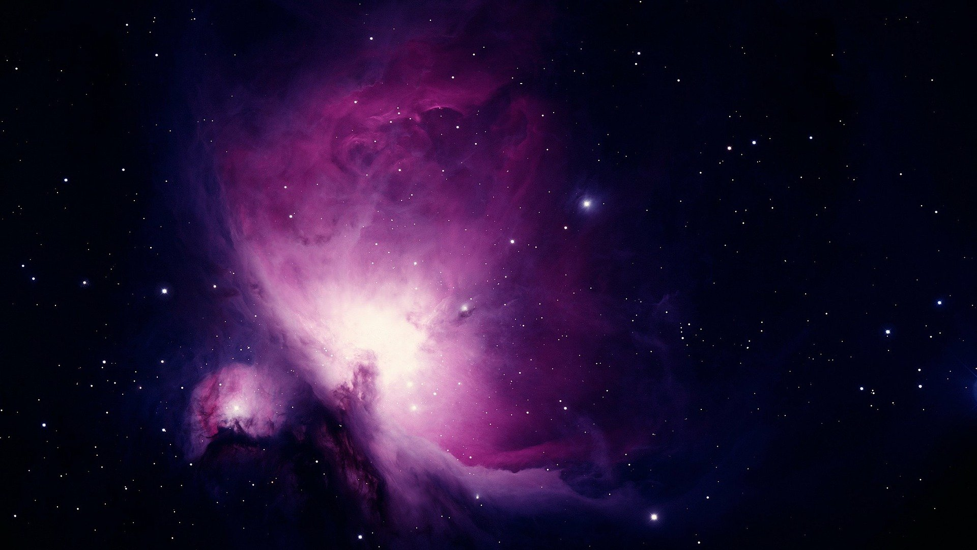nebuleuse d'Orion